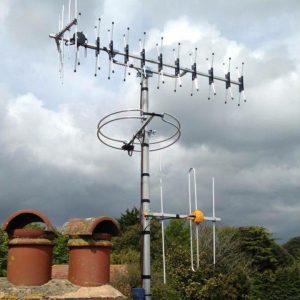 Omni FM & DAB Aerials Littlehampton