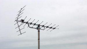 Aerial installation - Aerial Man