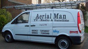 Aerial Man