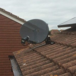 Satellite dish - Aerials West Sussex