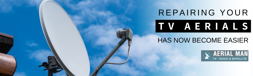 Repairing Your TV Aerials Has Now Become Easier